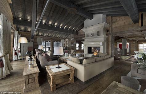 staff decor chambre a coucher inside the luxury 80 000 per week courchevel ski chalet