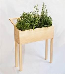 Mini Potager En Bois : mini serre en bois pour mini potager et jardin de terrasse ~ Premium-room.com Idées de Décoration