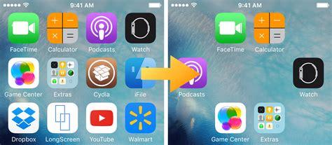 apps between iphones how to create empty spaces between apps on your iphone