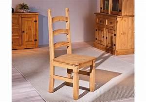 Wolf Möbel Stuhl : stuhl mex holzstuhl esszimmerstuhl in kiefer massiv 2er set ~ Watch28wear.com Haus und Dekorationen