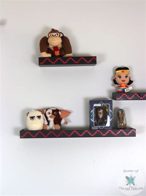 Diy Donkey Kong Shelves Some Of This And That