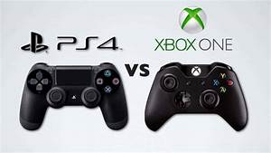 DualShock 4 vs XBOX One S Controller [2020] - Comparison