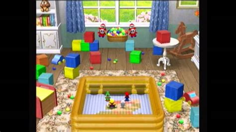 mario party   player minigames part  youtube