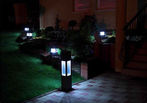 Solar Powered Landscape Lights What Makes Them Such A