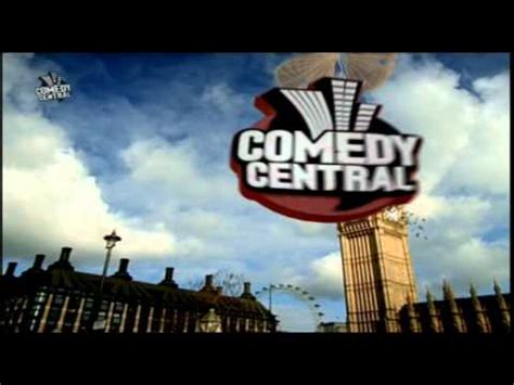 comedy central uk  extra idents  youtube