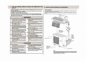 Mitsubishi Mxz A26 32wv Air Conditioner Installation Manual