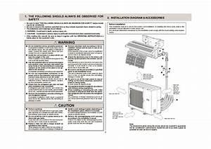 Mitsubishi Mxz A26 32wv Air Conditioner Installation Manual