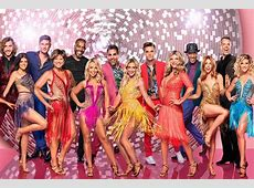 Strictly Come Dancing 2018 lineup First official cast