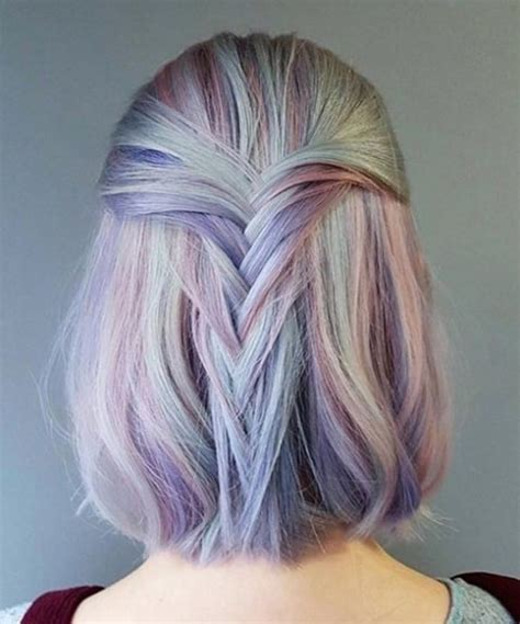 Oil Slick Hair Color Trend Is Both A Subtly Beautiful And