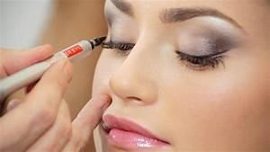 Apprendre A Se Maquiller Les Yeux : les tapes d 39 un maquillage sol ne maug paris ~ Nature-et-papiers.com Idées de Décoration