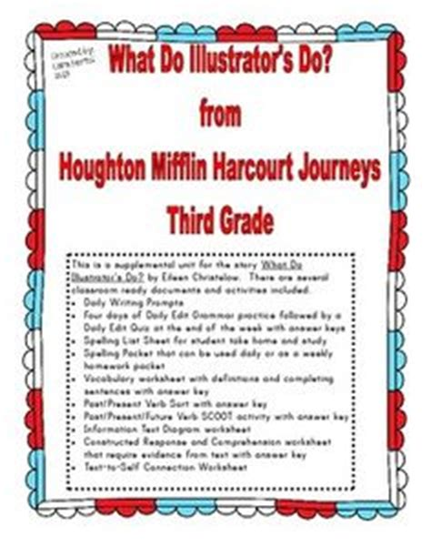 1000+ Images About Journeys 3rd Grade On Pinterest  Houghton Mifflin Harcourt, Journey 2014 And