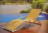swimming pool furniture Swimming Pool Furnitures - Swimming Pool Day Bed Manufacturer from Mumbai