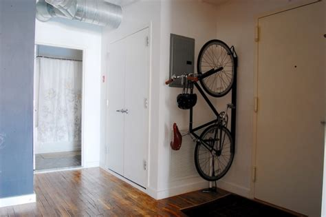 Apartment Bike Rack Solutions by Choosing Smart And Efficient Bike Storage For Apartment
