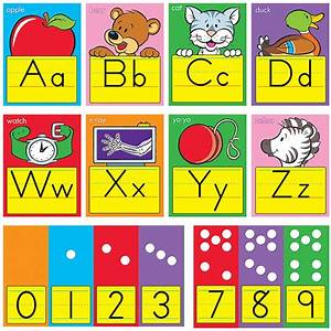 abc fun alphabet zaner bloser manuscript bulletin board With abc letters for classroom