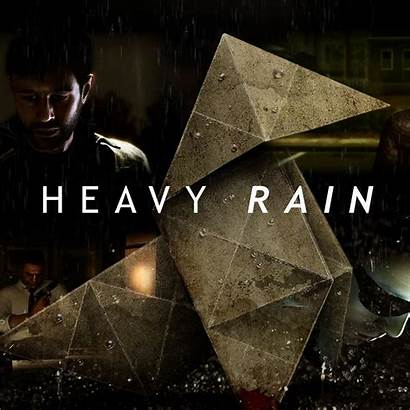 Rain Heavy Quantic Dream Ps4 Denies Horizon