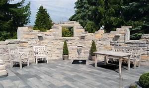 Gartenmauern Aus Beton : gartenmauern garten ideengalerie f r bauherren und ~ Michelbontemps.com Haus und Dekorationen