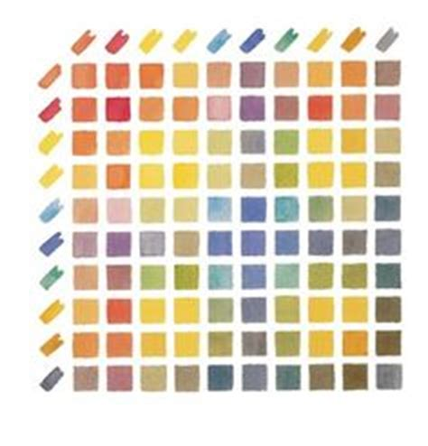 1000 images about color mixing charts on