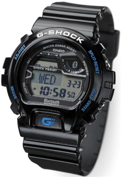 Casio G Shock Bluetooth by Casio G Shock Bluetooth Revealed Ablogtowatch