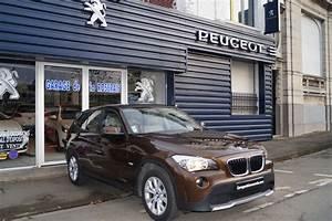 Garage Peugeot Calais : occasion bmw x1 e84 sdrive 18 d luxe 143 ch ~ Gottalentnigeria.com Avis de Voitures