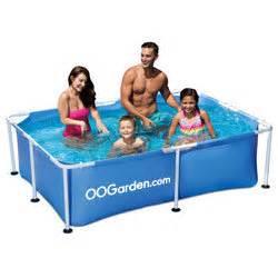 Piscine Tubulaire Oogarden : piscine tubulaire rectangulaire 2 13 x 1 52 x 0 61 m ~ Premium-room.com Idées de Décoration