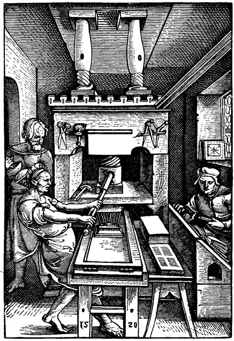 Essay: The Printing Press: Renaissance Invention that