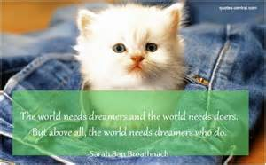 Dreamers World Quotes