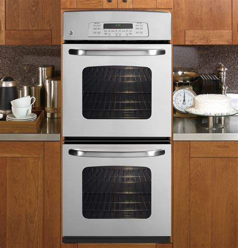 general electric jkpspss  double electric wall oven