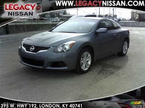 grey nissan altima 2010 ocean gray nissan altima 2 5 s coupe 27168646