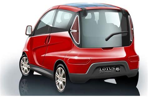 Lotus City Car Concept Sketches Autoevolution