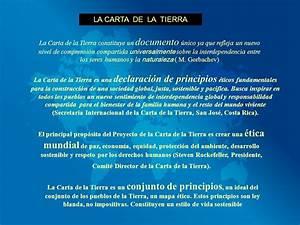 LA CARTA DE LA TIERRA ppt video online descargar
