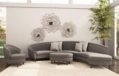 living room designs  curved sofas