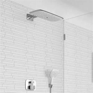 Pura Vida Hansgrohe : hansgrohe puravida 400 air overhead shower uk bathrooms ~ Watch28wear.com Haus und Dekorationen
