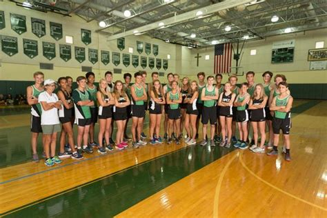 father lopez catholic high school girls varsity cross country fall