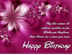 Dear Sister Happy Birthday quote wallpaper
