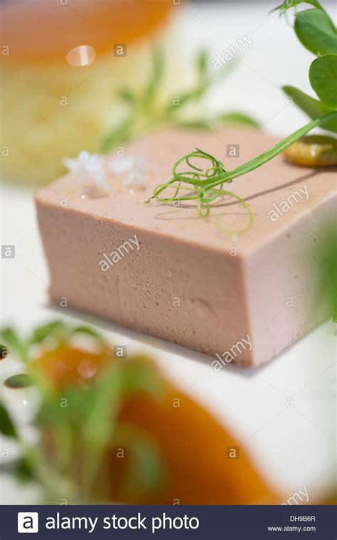 pate brioche and marmalade food from a dining restaurant stock photo royalty free image