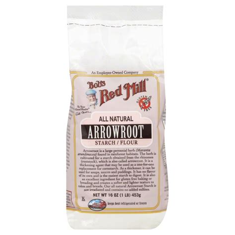 arrowroot powder bob s red mill arrowroot starch flour from whole foods market instacart