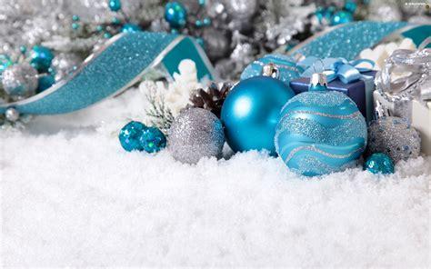 ribbon turquoise christmas baubles decoration