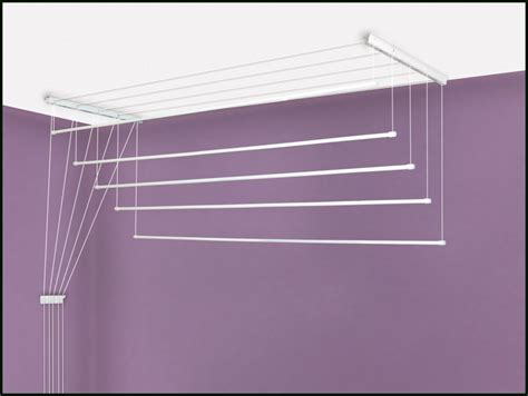 etendoir 224 linge de plafond 7 barres 1m60 etend mieux