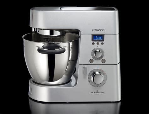 kenwood cooking chef gadget flow