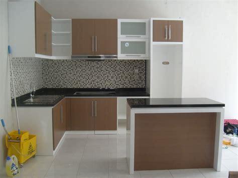 daftar harga kitchen set minimalis murah bogor gratis