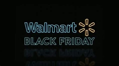 walmart black friday tv commercial light up black friday