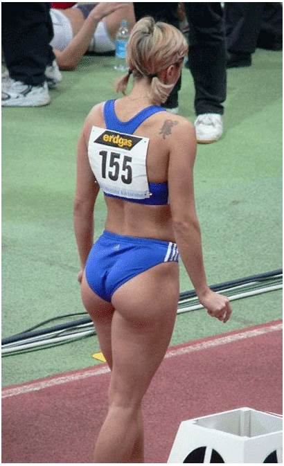 Olympic Alenka Bikar Chicks Track Ass Athletic