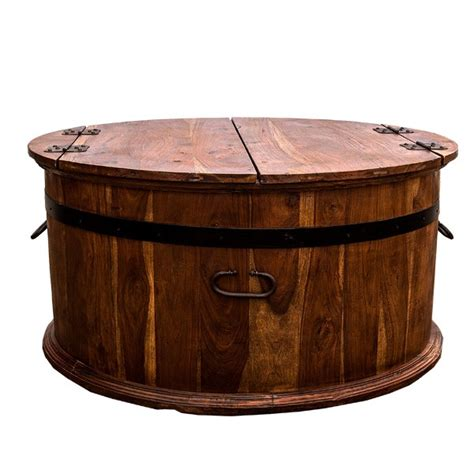 round coffee table with shelf rustic round coffee table with storage www pixshark com