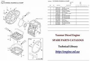 Bestseller  Yanmar Diesel Engine Parts Manual