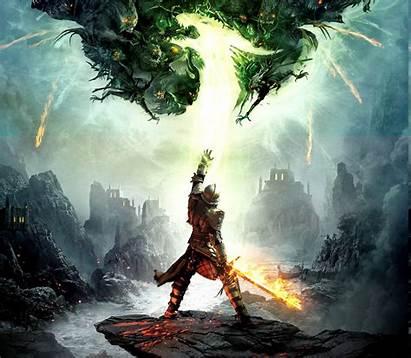 Rpg Dragon Age Inquisition Fantasy Games Artwork