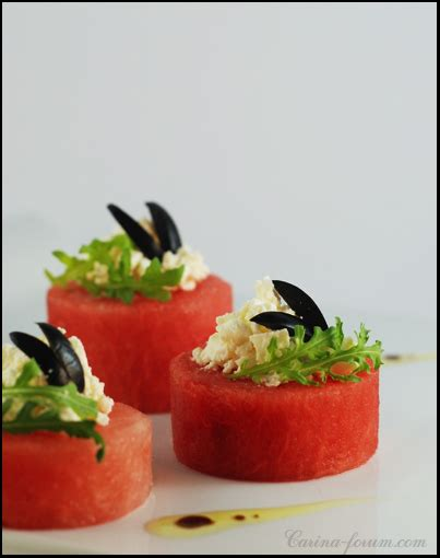 Arbūzu salāti ar fetas sieru | Praktiski.lv