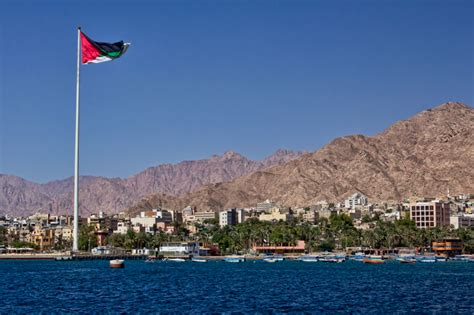 On the Water in Aqaba, Jordan | Hecktic Travels