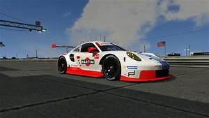 Porsche 911 Rsr 2017 : ks porsche 911 rsr 2017 martini 4k racedepartment ~ Maxctalentgroup.com Avis de Voitures