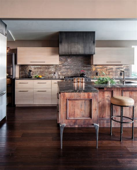 kitchen design rustic modern rustic modern decor for country spirited sophisticates 4553