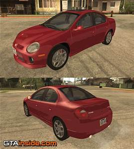 Dodge Neon Dodge Auto GTA San Andreas GTA Expert